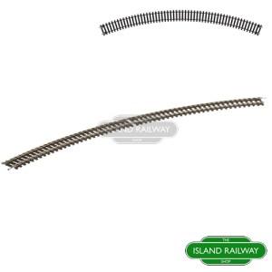 Hornby Third Radius Double Curve Track Piece