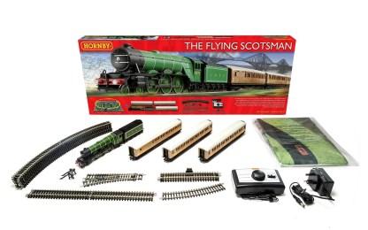 Hornby The Flying Scotsman Train Set
