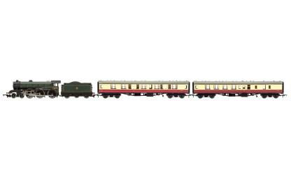 Hornby East Coast Express Train Set