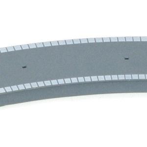 Hornby Large Radius Curved Platform Section (Plastic)