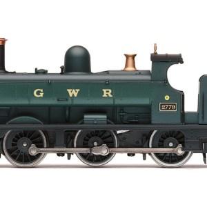 RailRoad GWR, 2721 Class, 0-6-0PT, 2779 - Era 3