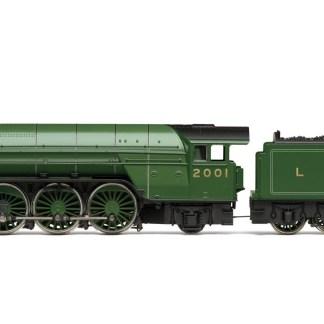 RailRoad, LNER, P2 Class, 2-8-2, 2001 'Cock 'O The North' - Era 3