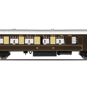 Hornby RailRoad Pullman Parlour Brake Car Passenger Coach