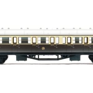 RailRoad GWR Composite Coach
