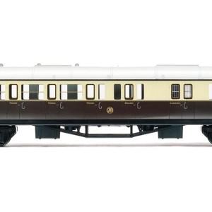 RailRoad GWR Brake Coach
