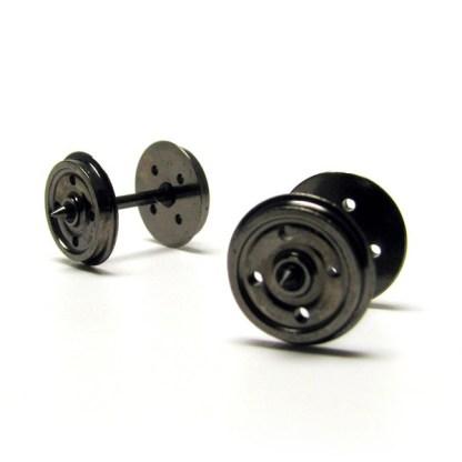 14.1mm 4 Hole Wheels