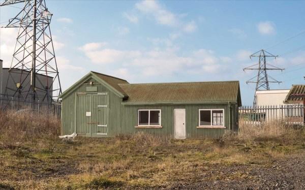 Hornby Skaledale Corrugated Iron Workshop