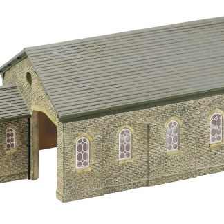 Hornby Granite Station Goods Shed