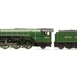 Hornby RailRoad BR, Peppercorn A1 Class, 4-6-2, 60163 'Tornado' with TTS Sound - Era 11