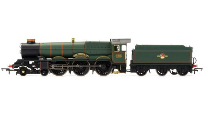 Hornby BR, 6000 'King' Class, 4-6-0, 6002 'King William IV' Steam Locomotive, Late BR - Era 5