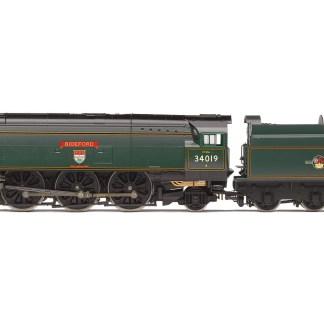 BR (Original) West Country Class, 4-6-2, 34019 Bideford - Era 5