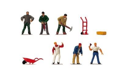 Hornby R7117 Working People Pack