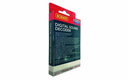 Hornby R8114 TTS Sound Decoder - Black 5