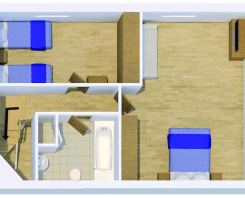 Marengo Floor Plan