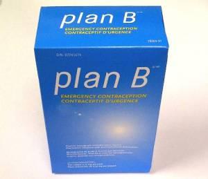 Photograph of Plan B Box.