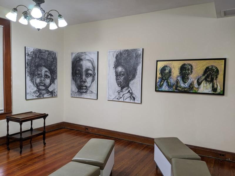 Island Imprint 2020 - Krystle Sabdul works