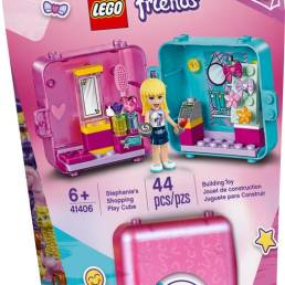 stephanie lego friends play cube