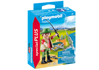 fisherman playmobil