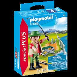 fisherman playmobil