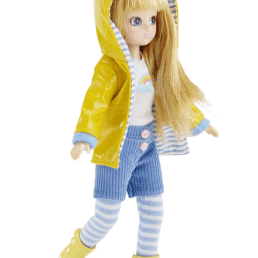 hood up lottie doll