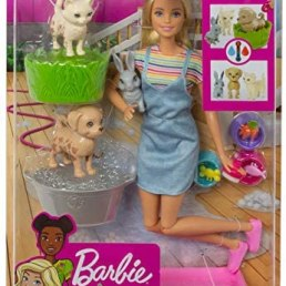 [;ay n wash pets barbie