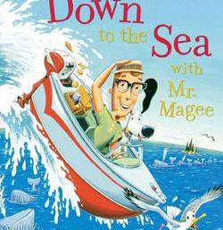 down to the sea with mr. magee book
