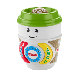 laugh and learn coffee cup for baby