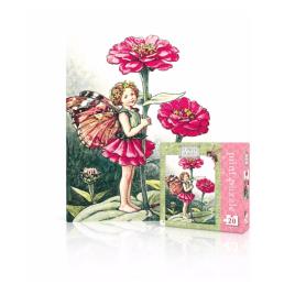 flower fairy zinnia puzzle