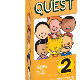 grade 2 brain quest cards