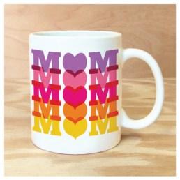groovy mom mug