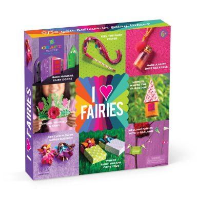 i love fairies kit