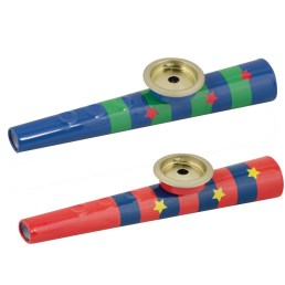 tin kazoos