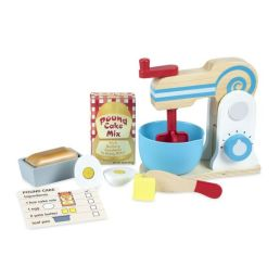 make a cake mixer set
