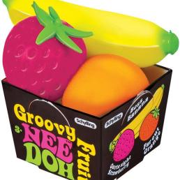 nee doh groovy fruit