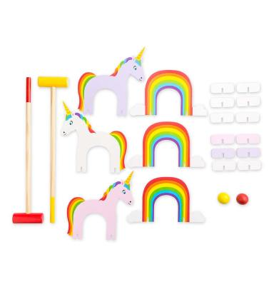 unicorn croquet