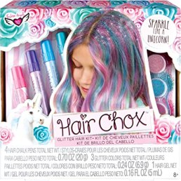 unicorn hair chox
