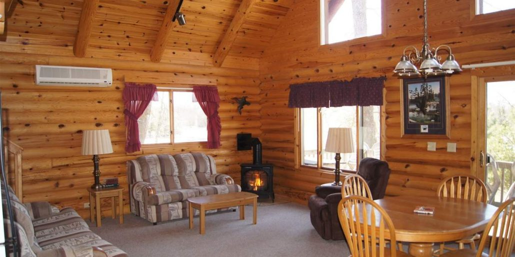 Cabins Pictures Log