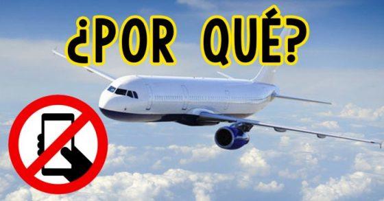 Se pueden usar moviles en un avion o helicoptero?