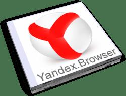 Caja Yandex Browser