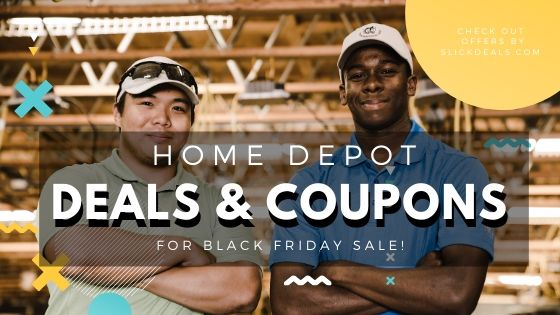Black Friday Sale Home Depot 2019