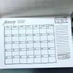 Journal/Planner 2020