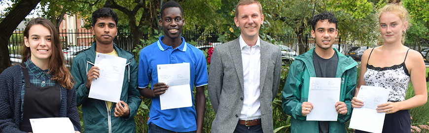A Level & Vocational Results 2017 – Excellent