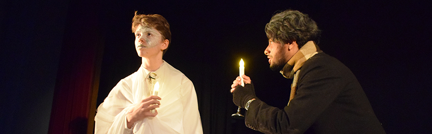 School Production 2019: 'A Christmas Carol'