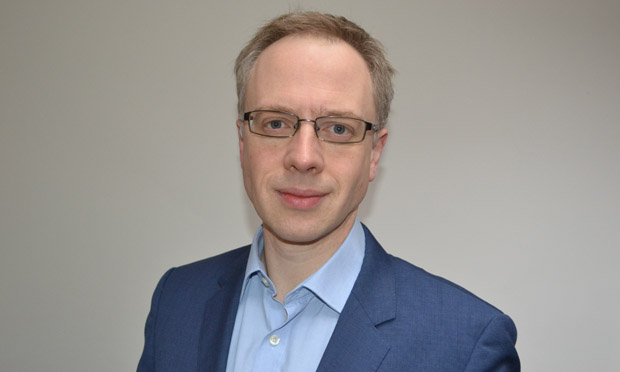 Islington Council leader Richard Watts
