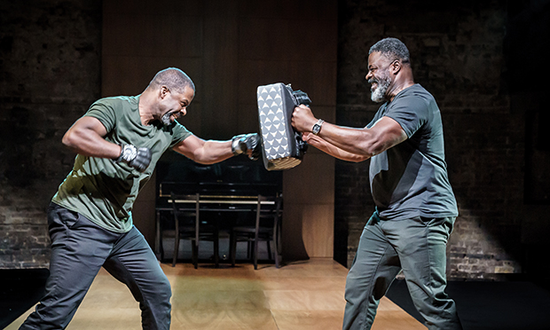 Adrian Lester and Danny Sapani