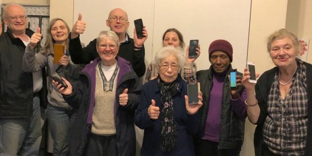 Islington Pensioners IT Class