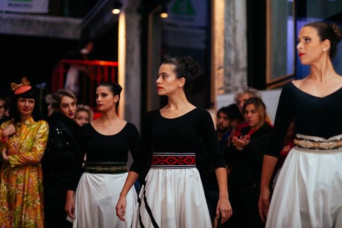 Danza folclórica en Sinergia