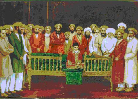Imām Sulṭān Muḥammad Shāh Āgā Khān III