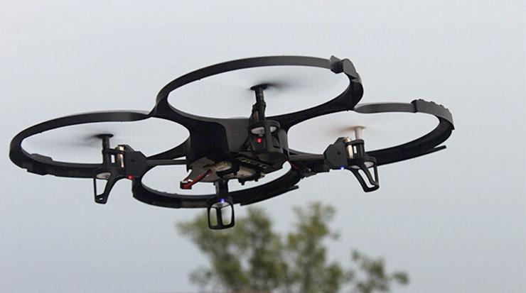 udi u818a quadcopter drone