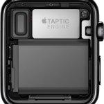 Apple Watch haptic